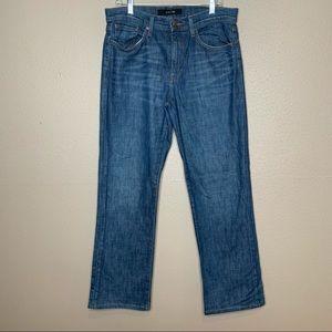 Joe's Jeans The Rebel Fit Straight Leg Denim Sz 32